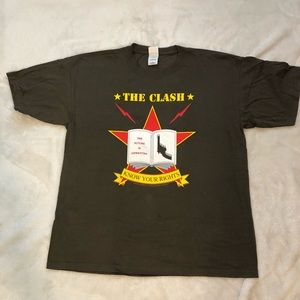 The Clash Men's T-Shirt Size XL